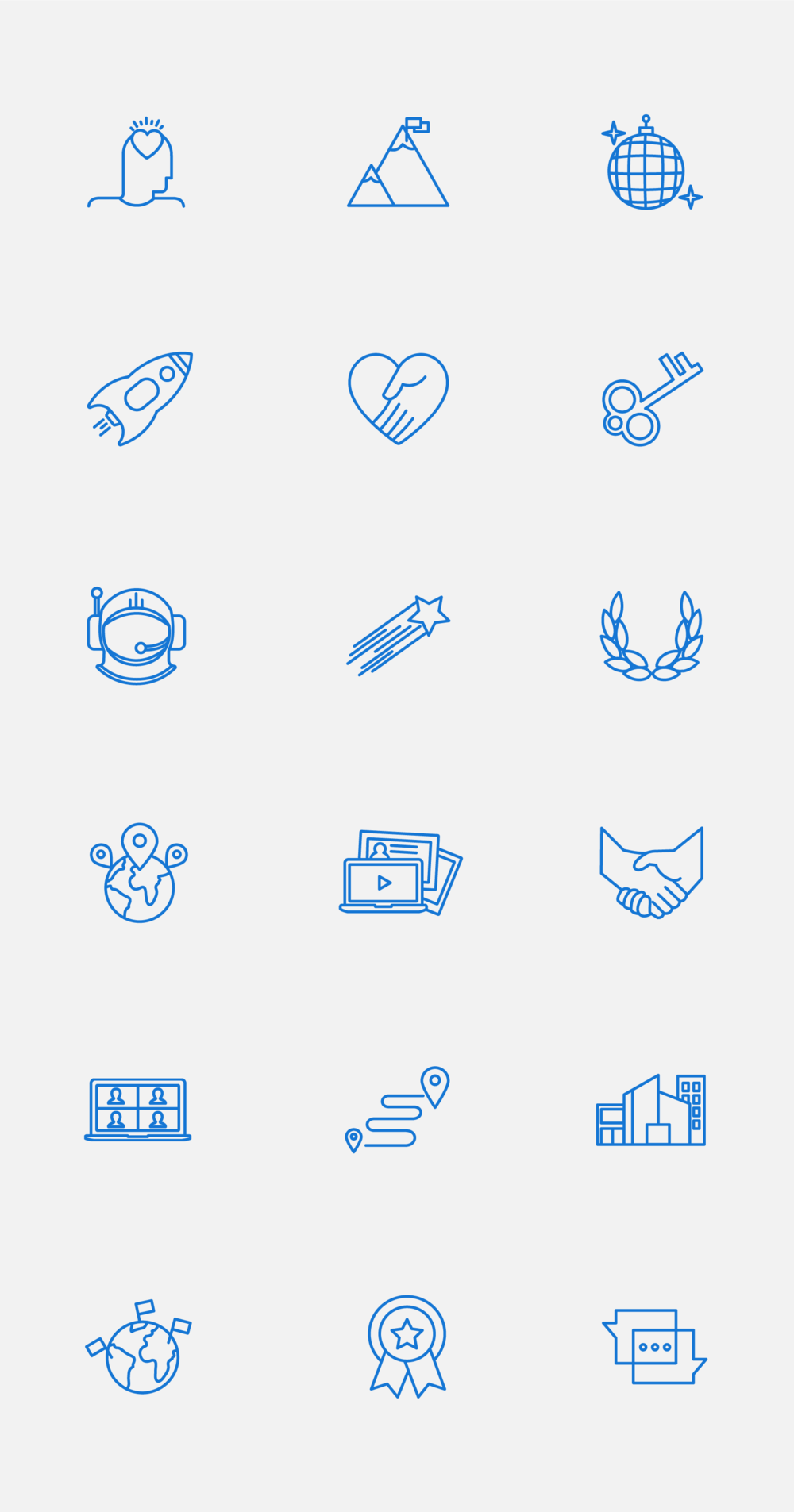 Full Icon Pack for 2U