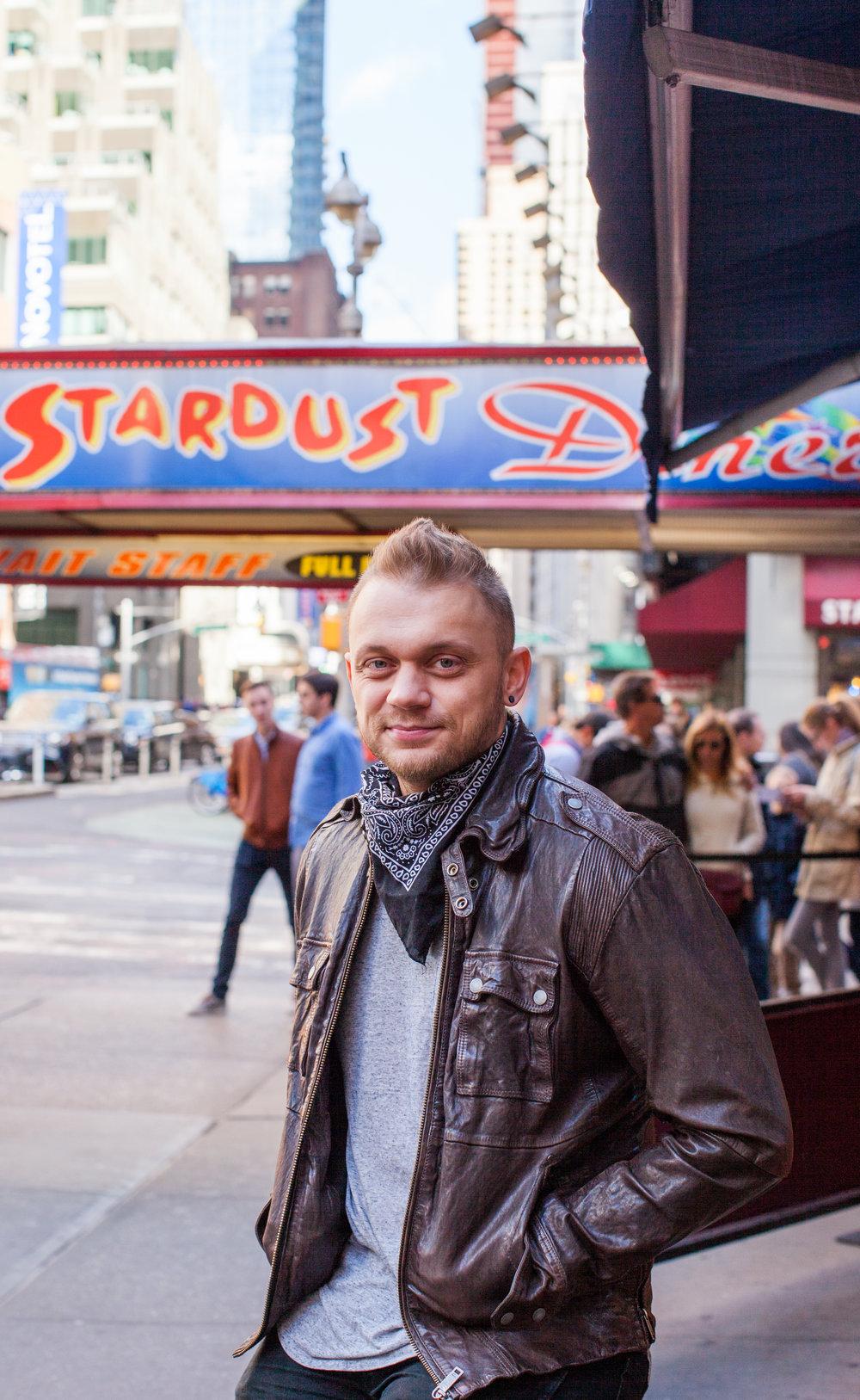 Matt Deangelis, Ellen's Stardust Diner