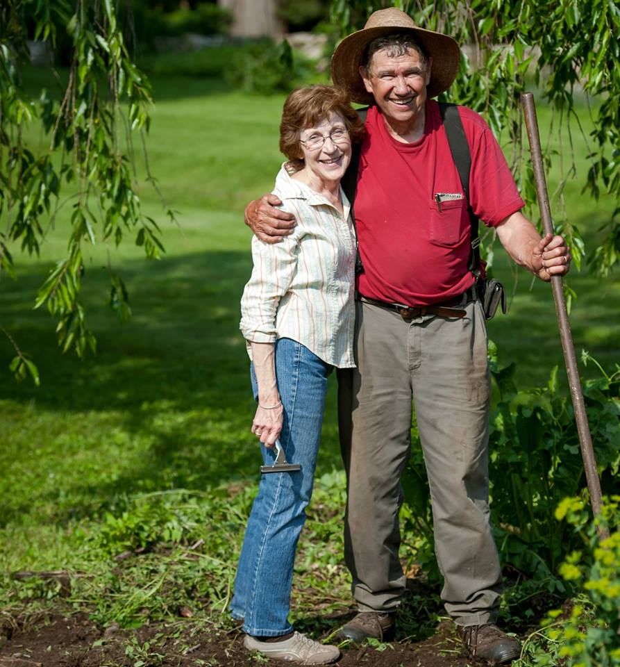 John and Lynn Holbrook- Owner/Newly Retired   John and Lynn Holbrook are quintessentially America's sweetheart couple. John, a Brown graduate and Lynn, a graduate of the University of Mississippi met while both working for Proctor & Gamble in the early 60's. After years of dedication, both decided to move to Connecticut and start their own business. For years, Lynn was a beloved French teacher and John owned and operated several of his own businesses ranging from marketing to a needleworks shop in Danbury. They've lived here in Bethel for over forty years and after years of hard work, John began to pursue his passion for farming and gardening. He loved farming so much, it became their early retirement career. While the property has been farmed since they moved here, it was only a little over 15 years ago that the Holbrook Farm and Market as we know and love came to be. John understood that being organic and ecologically responsible was the right way to farm and is truly a pioneer in the local organic food movement. Through the years, he has mastered the art of intensive farming, producing on 2 acres what most would produce on 20 acres or more! Lynn was in charge of the market and bakery. Her wit and Southern charm were enough to make lifelong relationships with customers. Her pies and cookies were a bonus! They both are not only incredibly intelligent, hard working, and loving, they are also pillars of strength in our community. They are the best role models. They are simply…the best. This year they have decided to aid a young passionate farmer achieve her dreams by giving her the opportunity to run the farm while they try to truly retire.