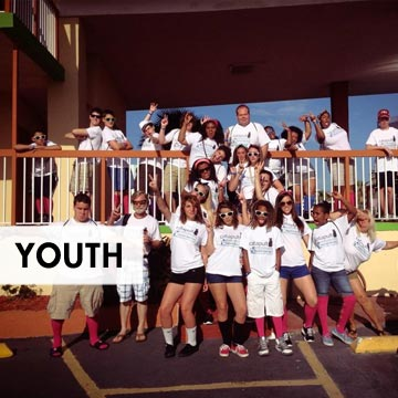 Learn about our Youth programs