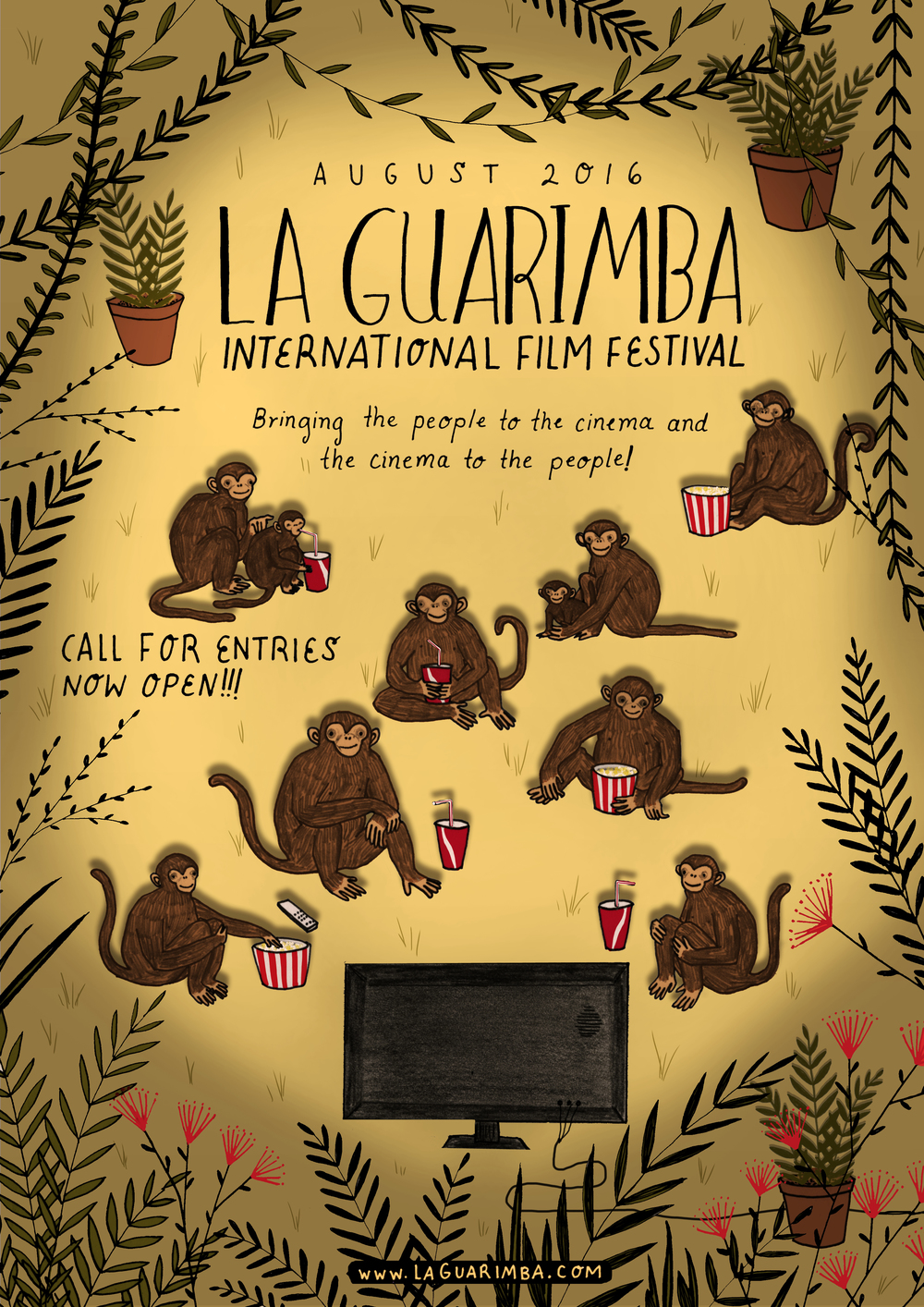 La Guarimba International Film Festival 2016