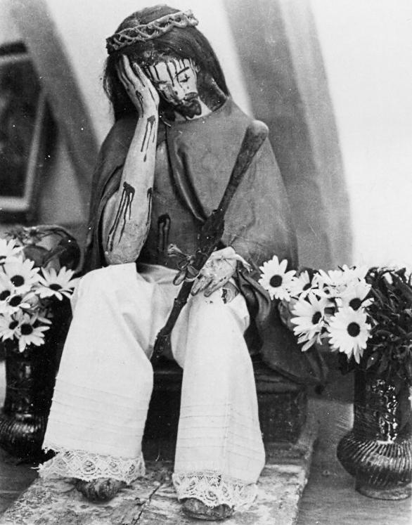 ÁLVAREZ BRAVO - Corona de espinas, 1925
