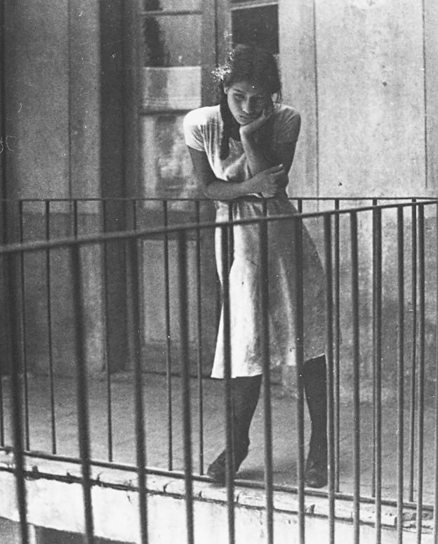 ÁLVAREZ BRAVO - El ensueño, 1931