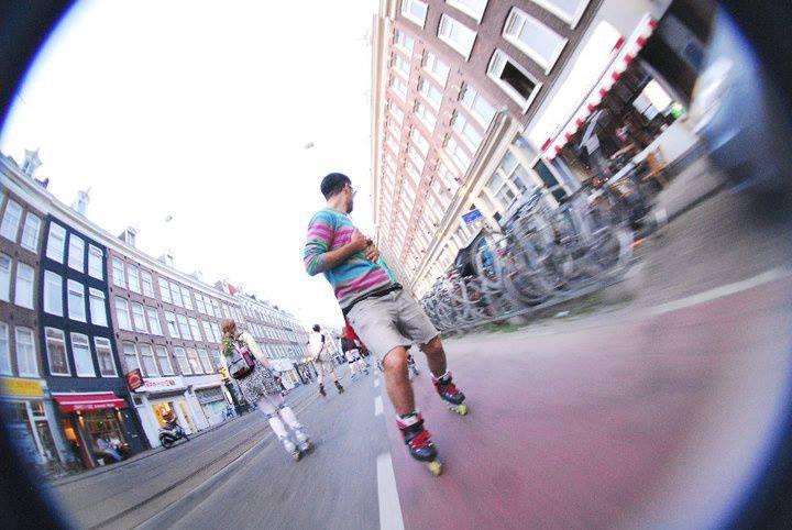 Foto por Attila, en Amsterdam