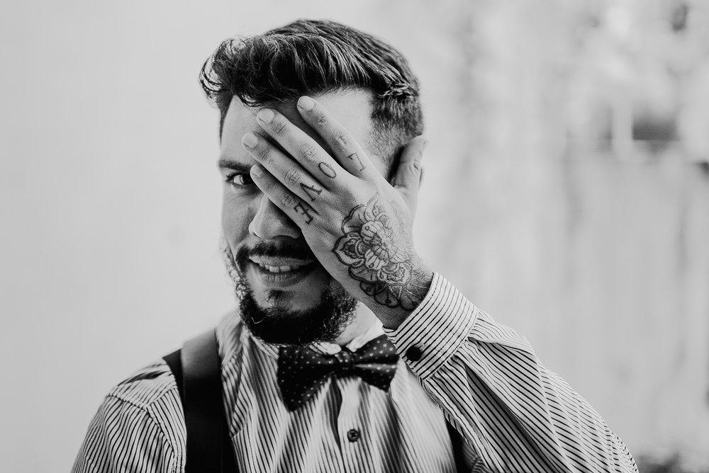 Retrato por Maxi Avila