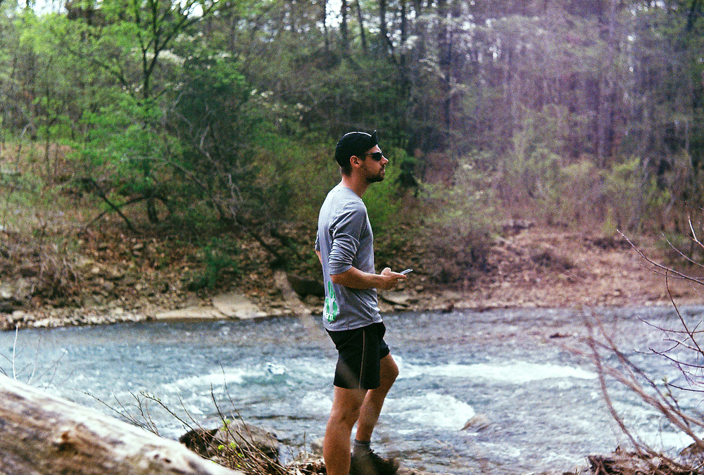 Hemmed In Hollows Hiking with Gounley
