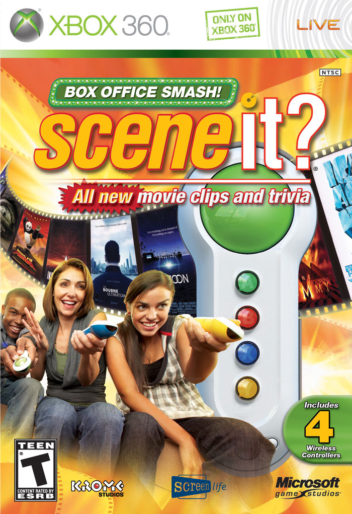 Scene It Box Office Smash Nori Tominaga