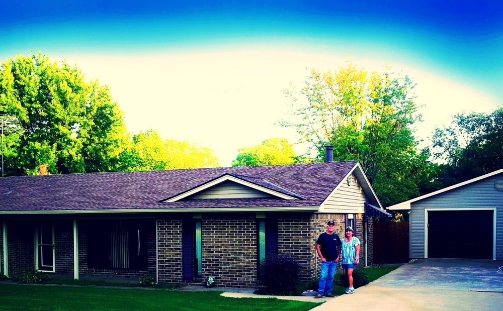 """They took care of us like we were family! Thank you Choice, you're great!""     - Randy Hardin, Homeowner"