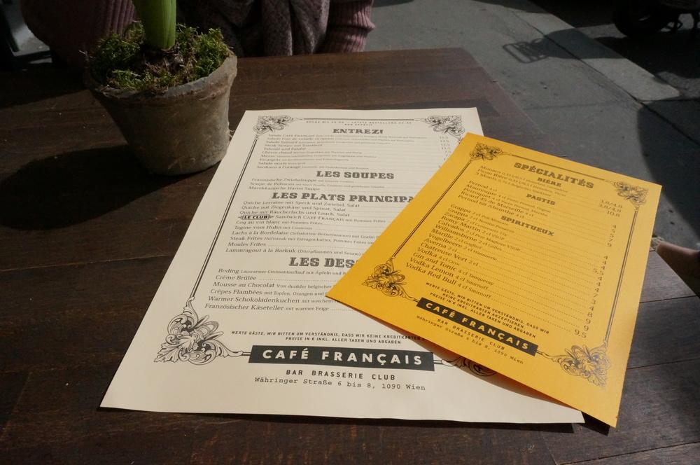 Cafe Francais Restaurant Vienna Wien