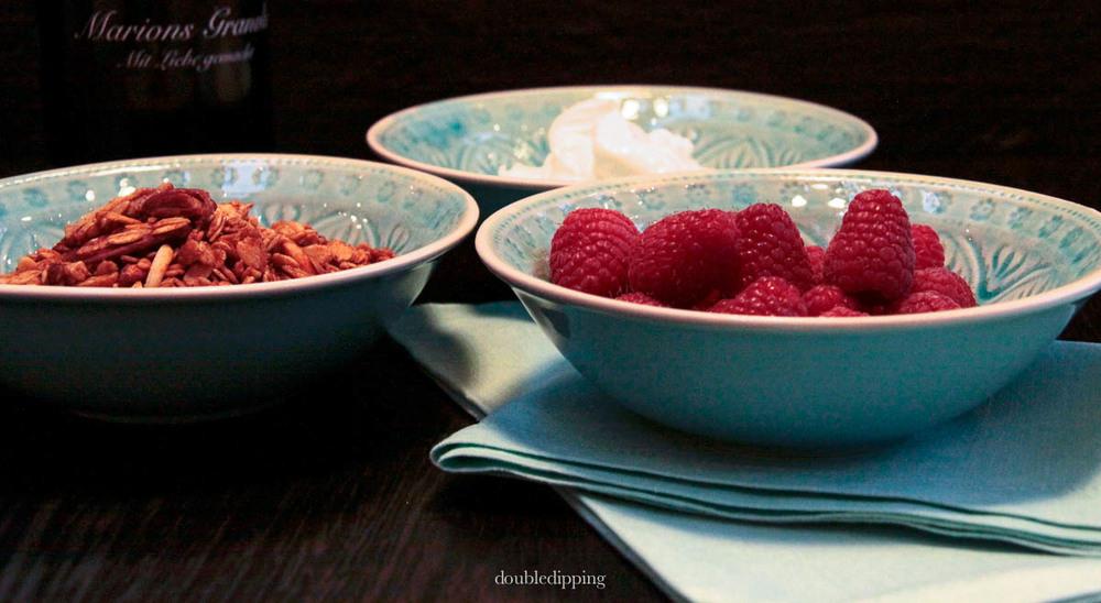 Marion's Granola Mango Blueberry