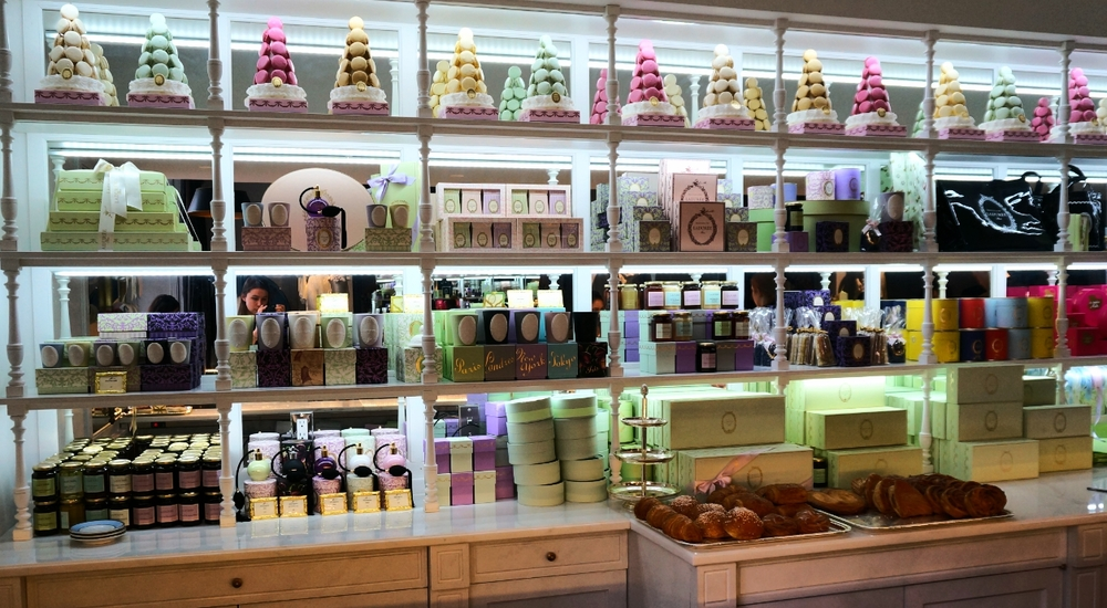 Laduree New York Soho