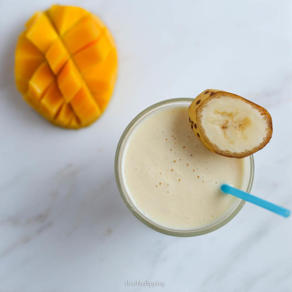 Mango Yoghurt Smoothie