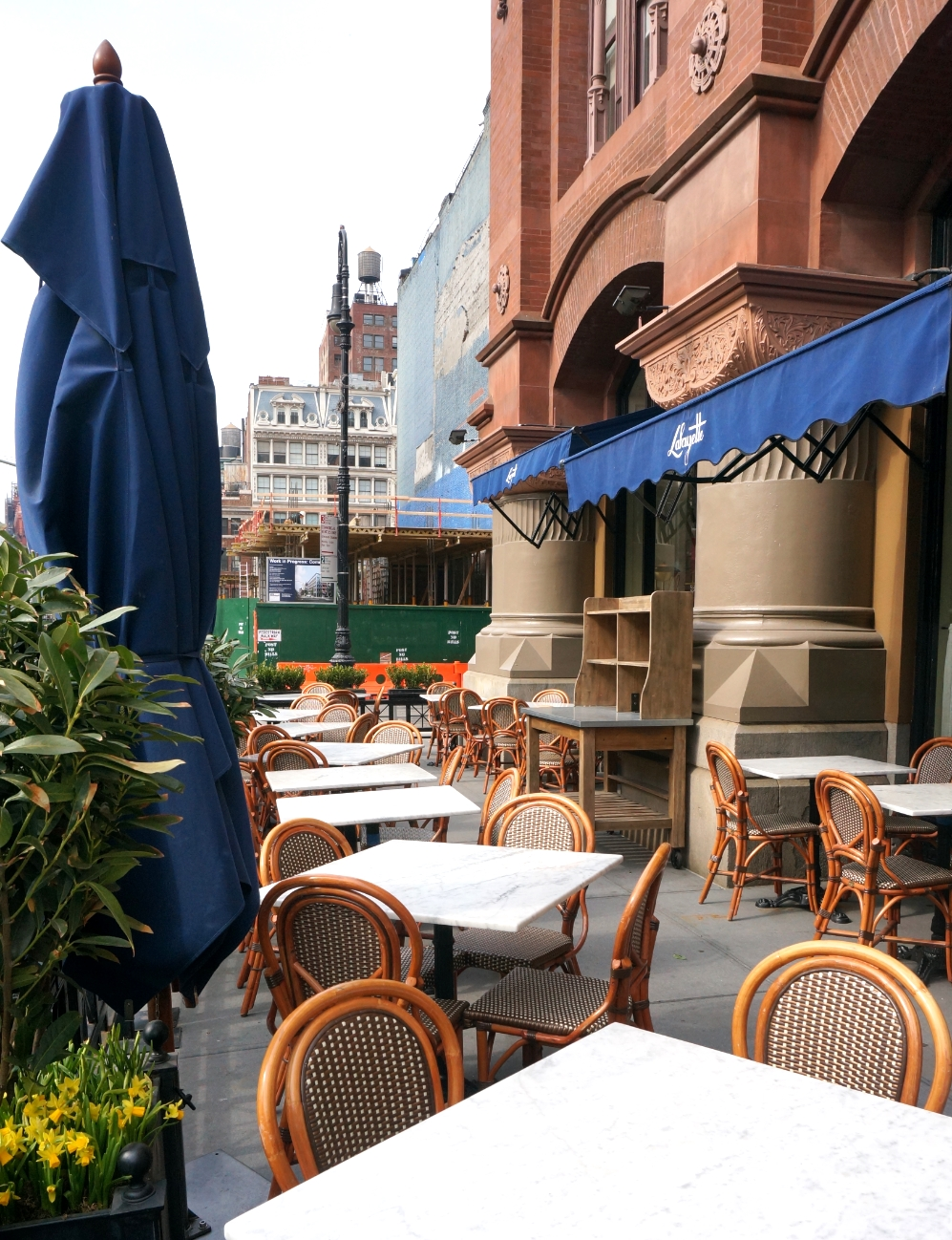 Lafayette Restaurant New York