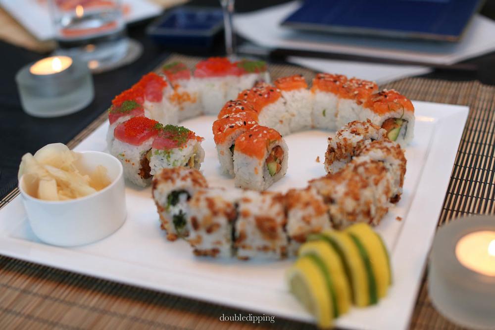 Dots Sushi Wien Vienna Restaurant