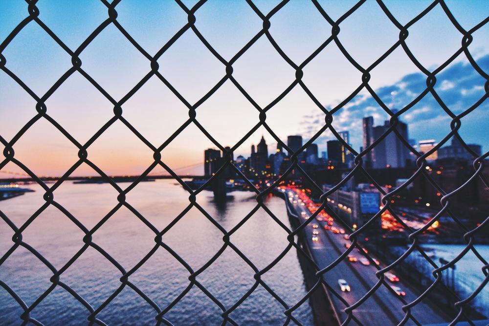 FDR Drive Sunset Bokeh.jpg