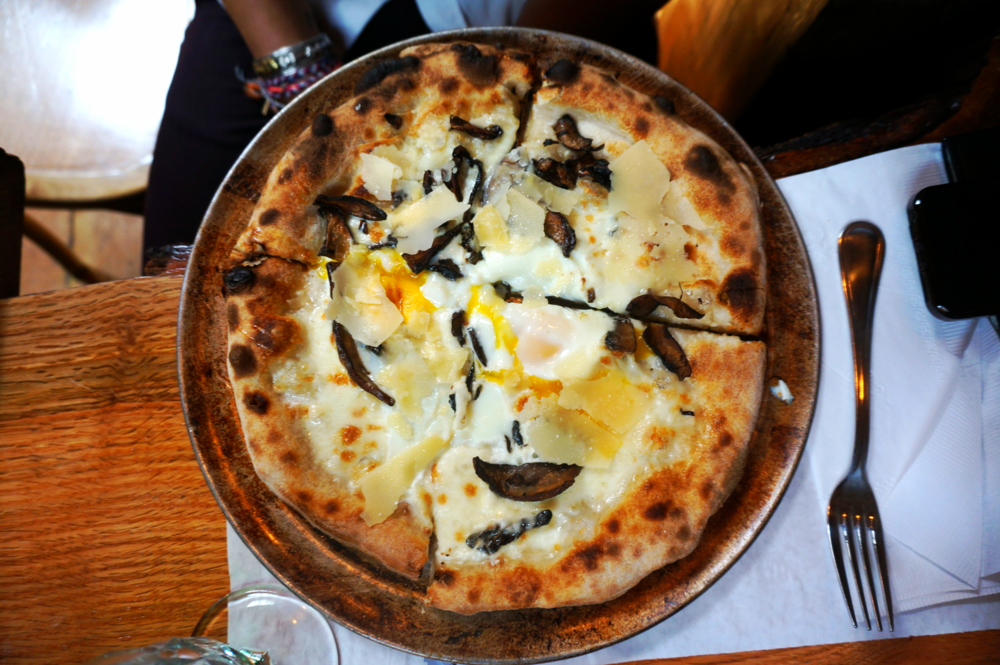 Shelter Pizza Brooklyn Truffle