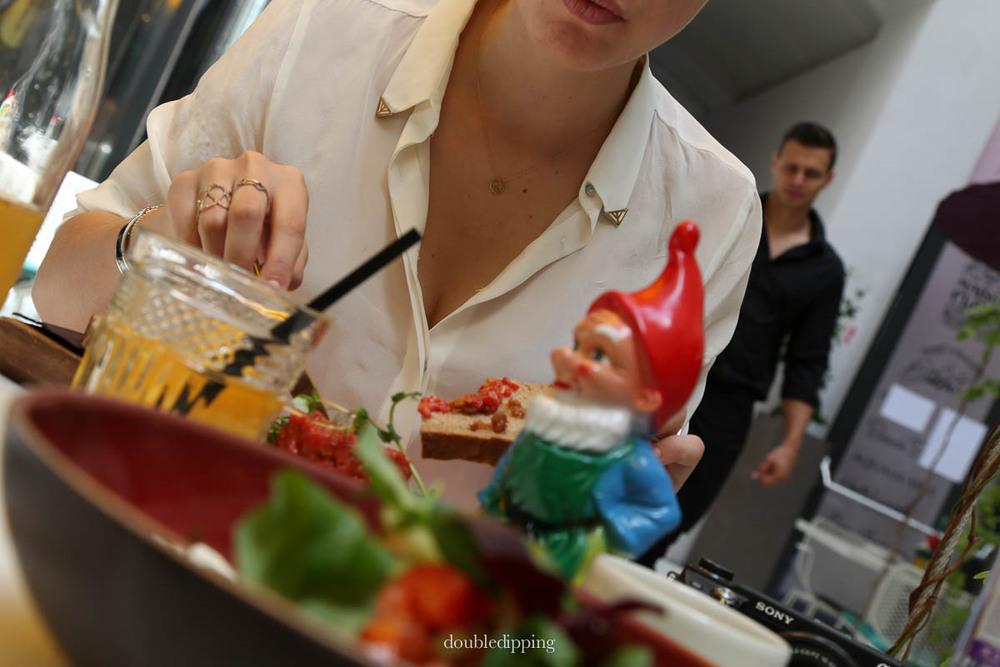 Labstelle Restaurant in Vienna