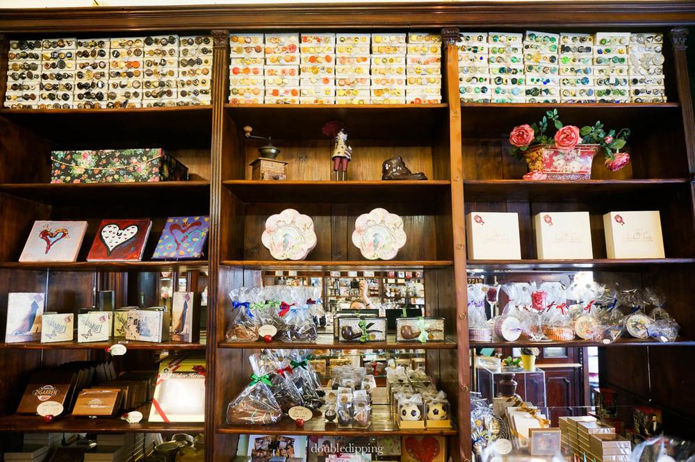 Leschanz Chocolatier Vienna