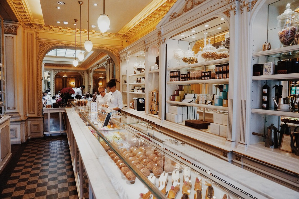 Angelina Restaurant Paris