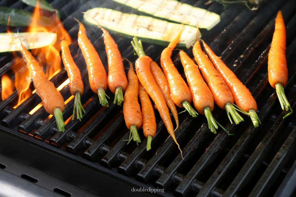 Honey Glaze Carrots Recipe