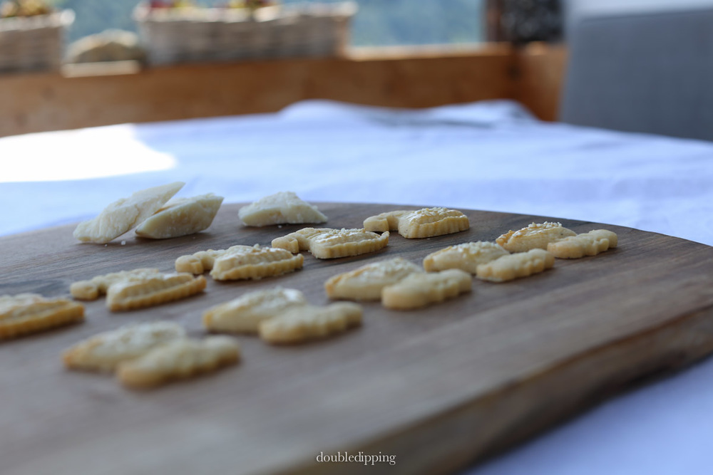Parmesan Cracker Recipe