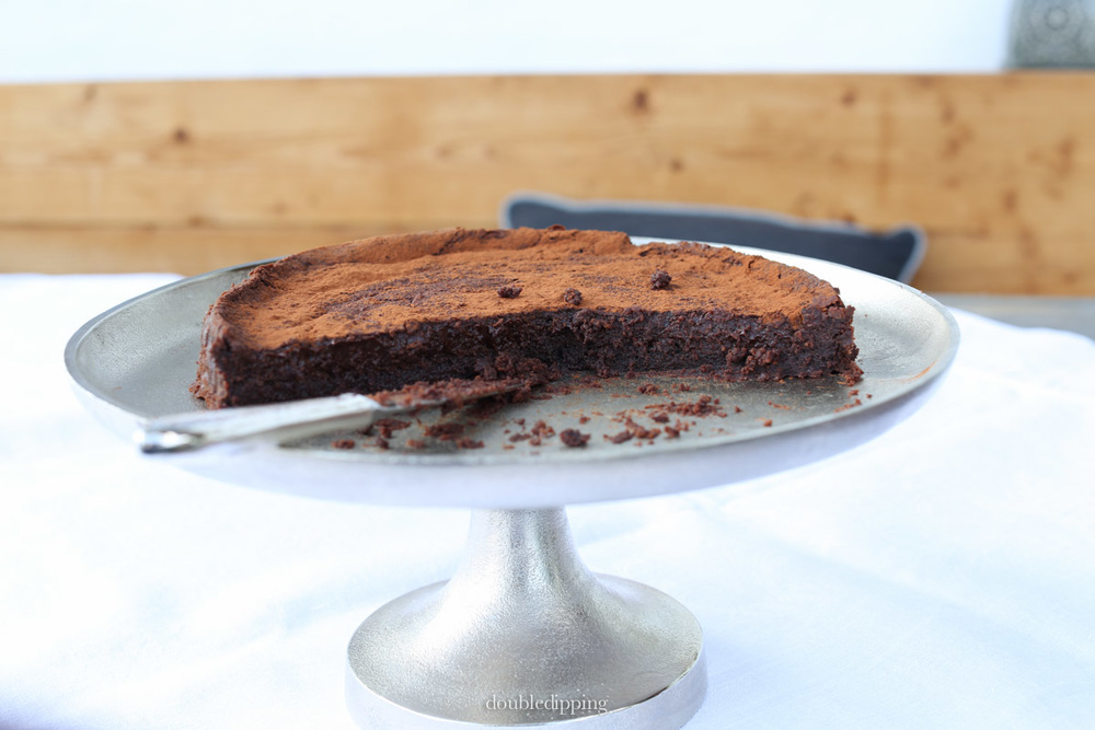 Ottolenghi Chocolate Cake Recipe