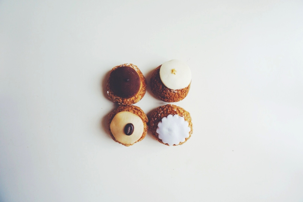 Odette Choux Pastry Paris