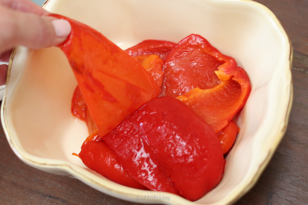 Roast Pepper Dip Recipe