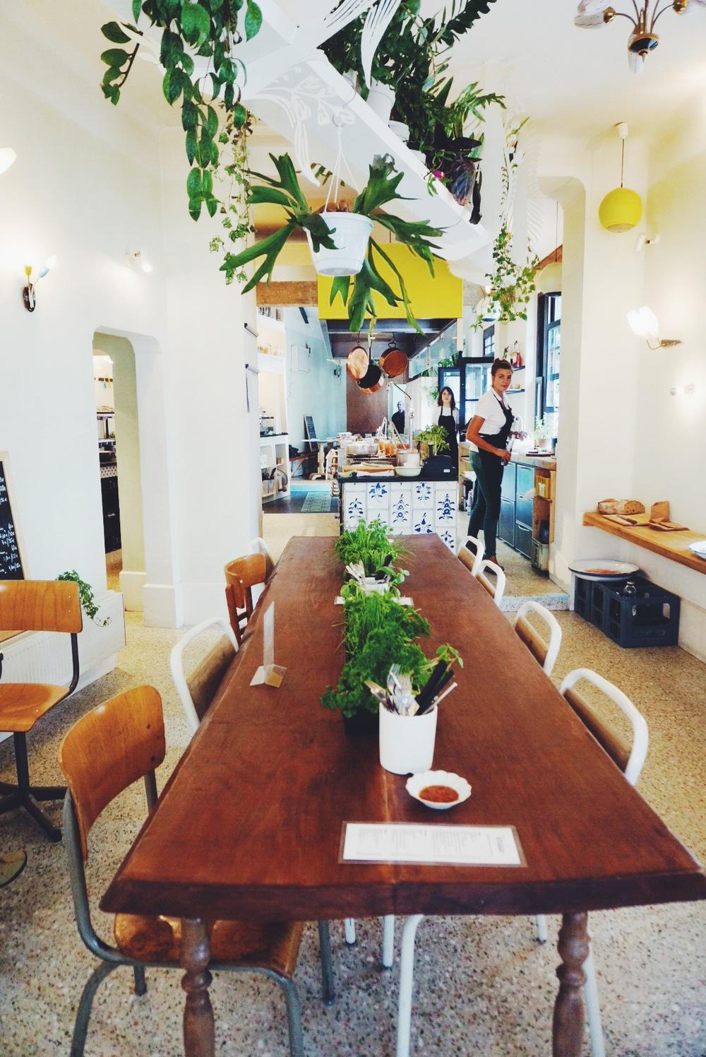 Rutabaga Restaurant Brussels