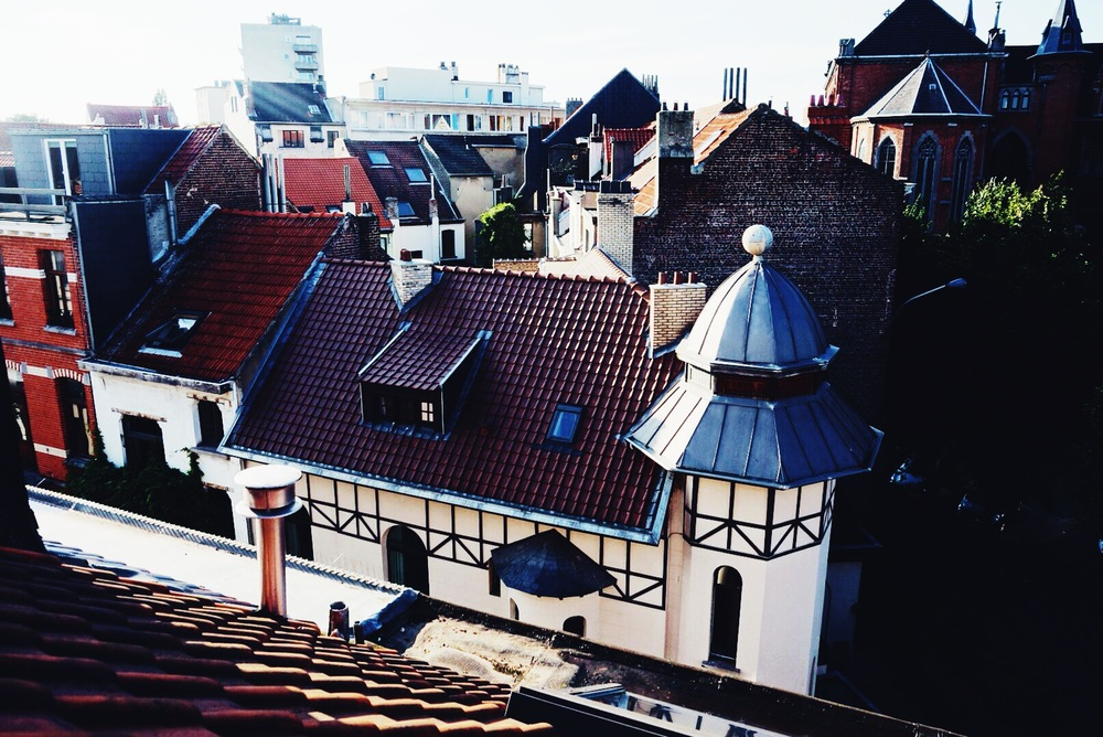 Brussels Rooftops