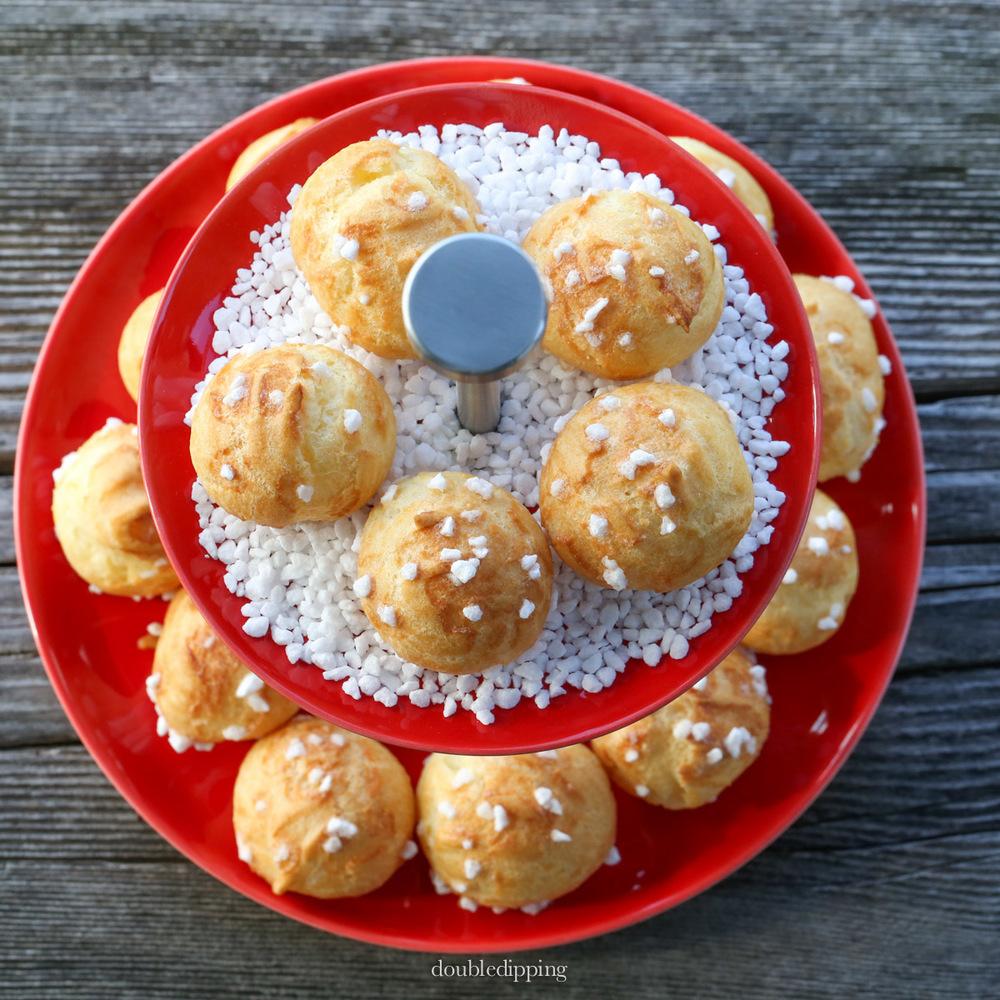 Chouquettes Recipe