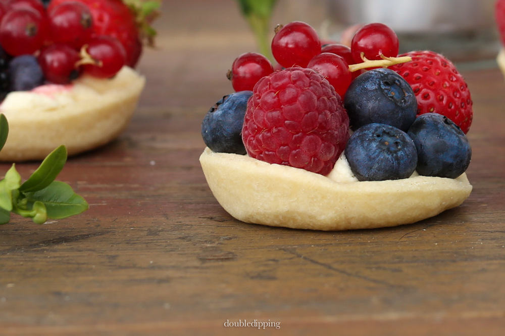 Tea Party Tarts