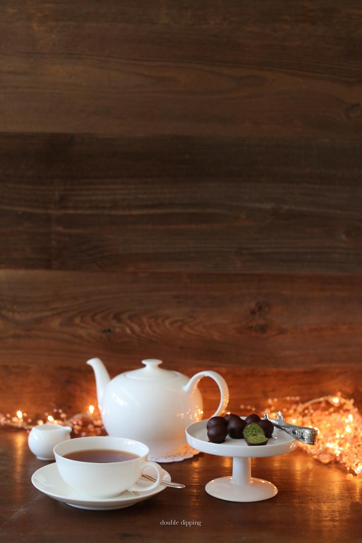 Matcha Tea Pralinés