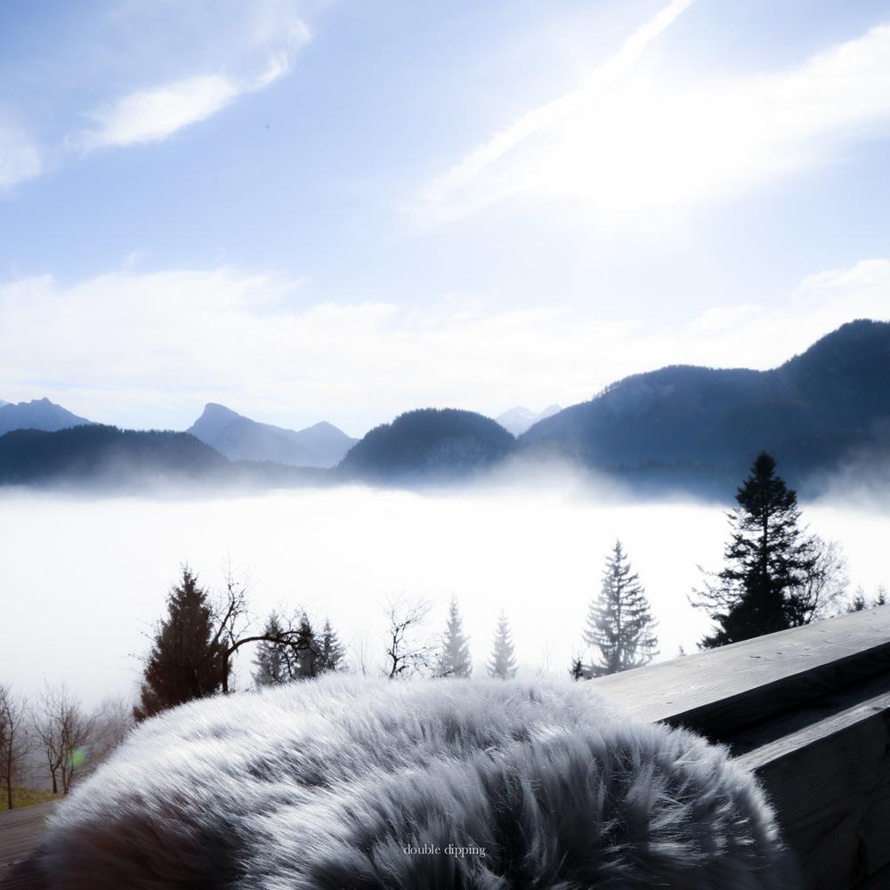 Fog and sun