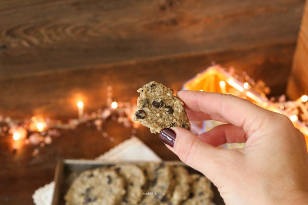 Schokoladenchip Kekse