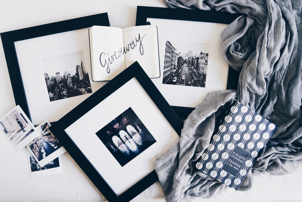 Framed Prints Giveaway