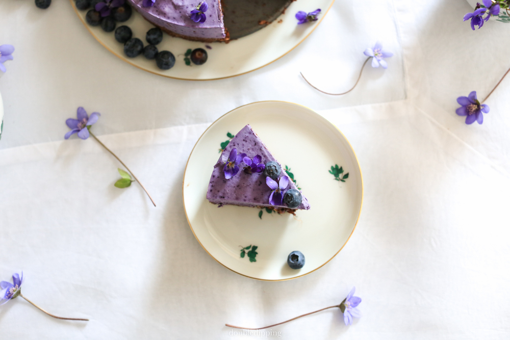 Vegan Easter Cake