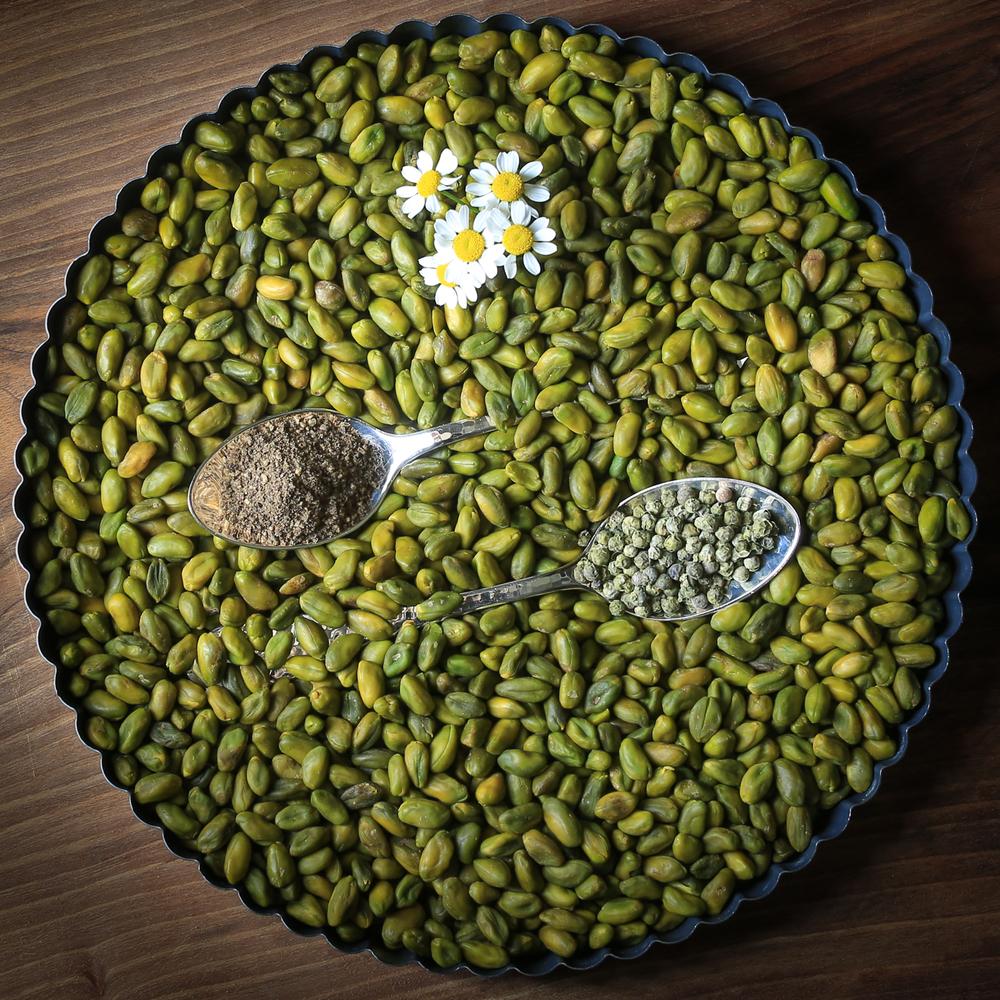 Gourmet Pepper and Green Pepper