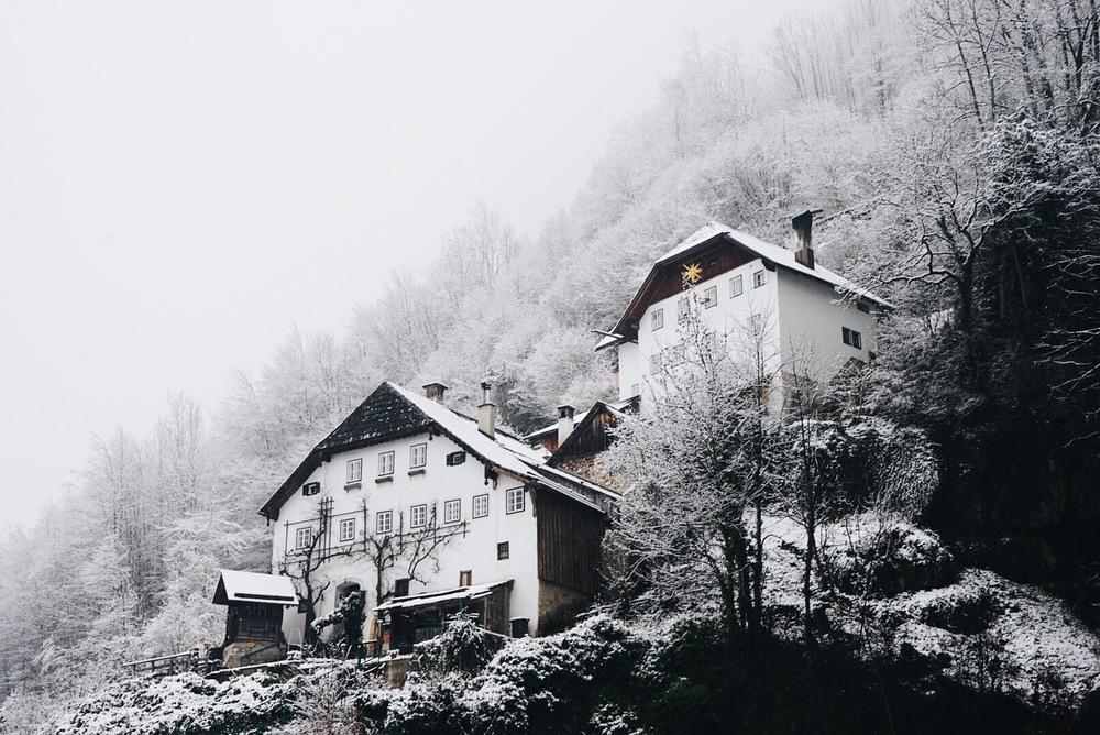 Hallstatt Winter