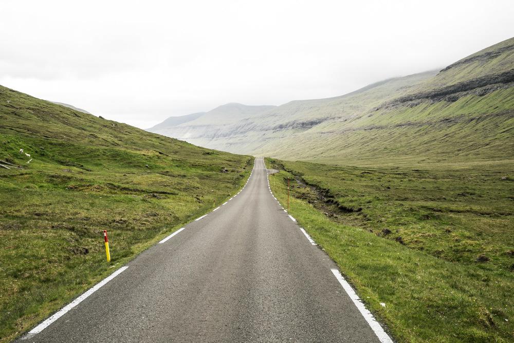 Faroe streets