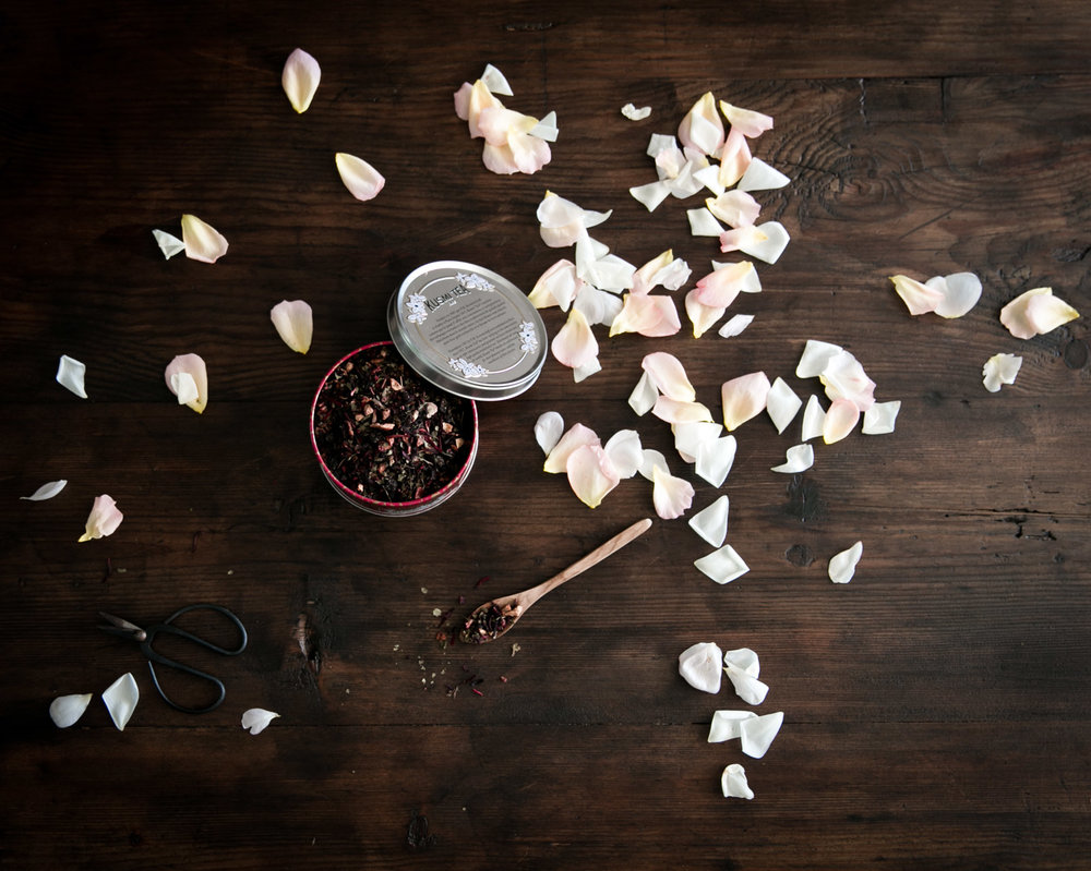 Aqua Rose Kusmi Tea