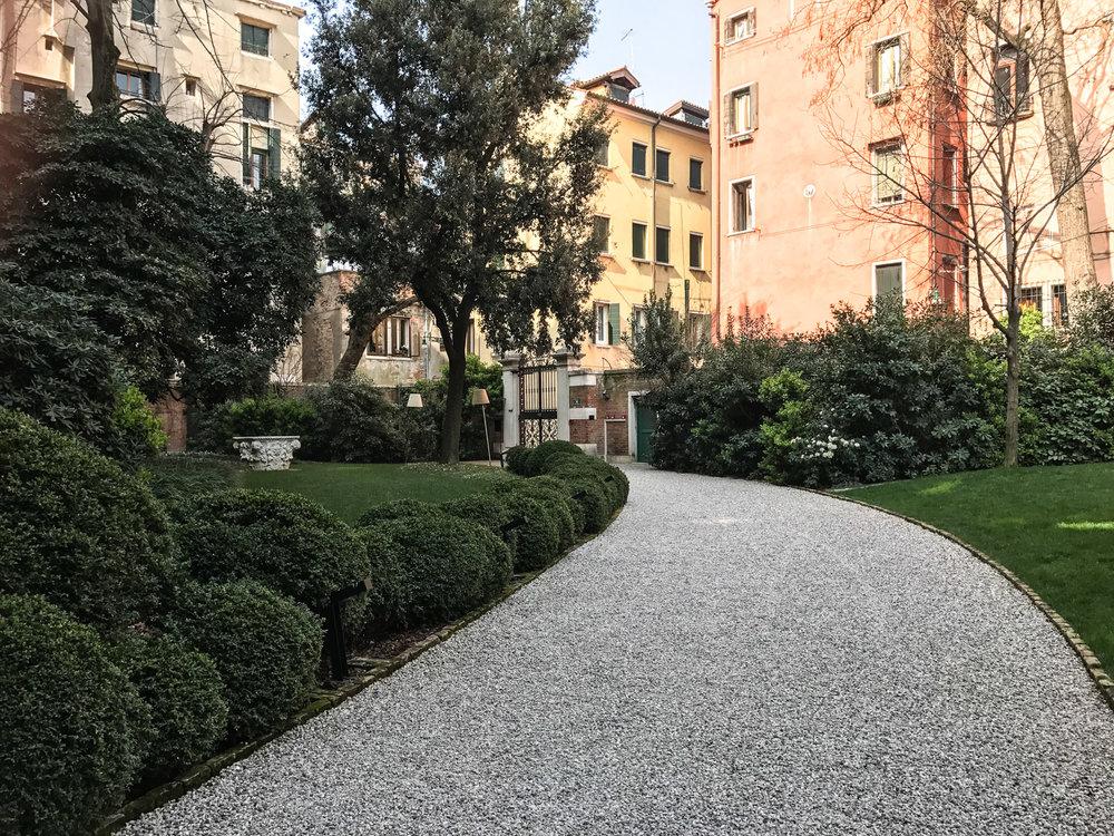 The Garden Aman Venice
