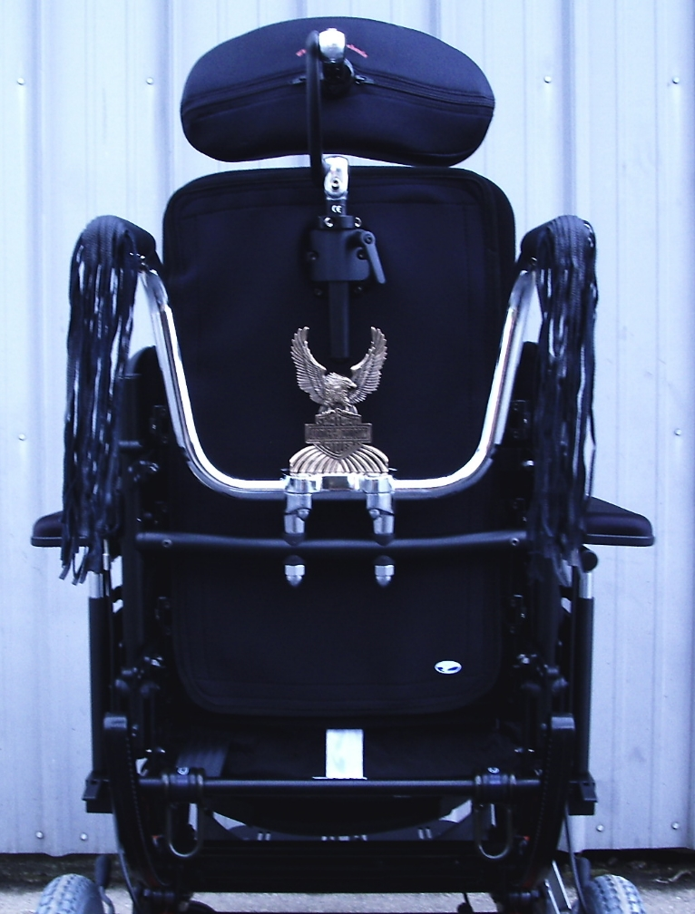 Make your wheelchair reflect your personality.