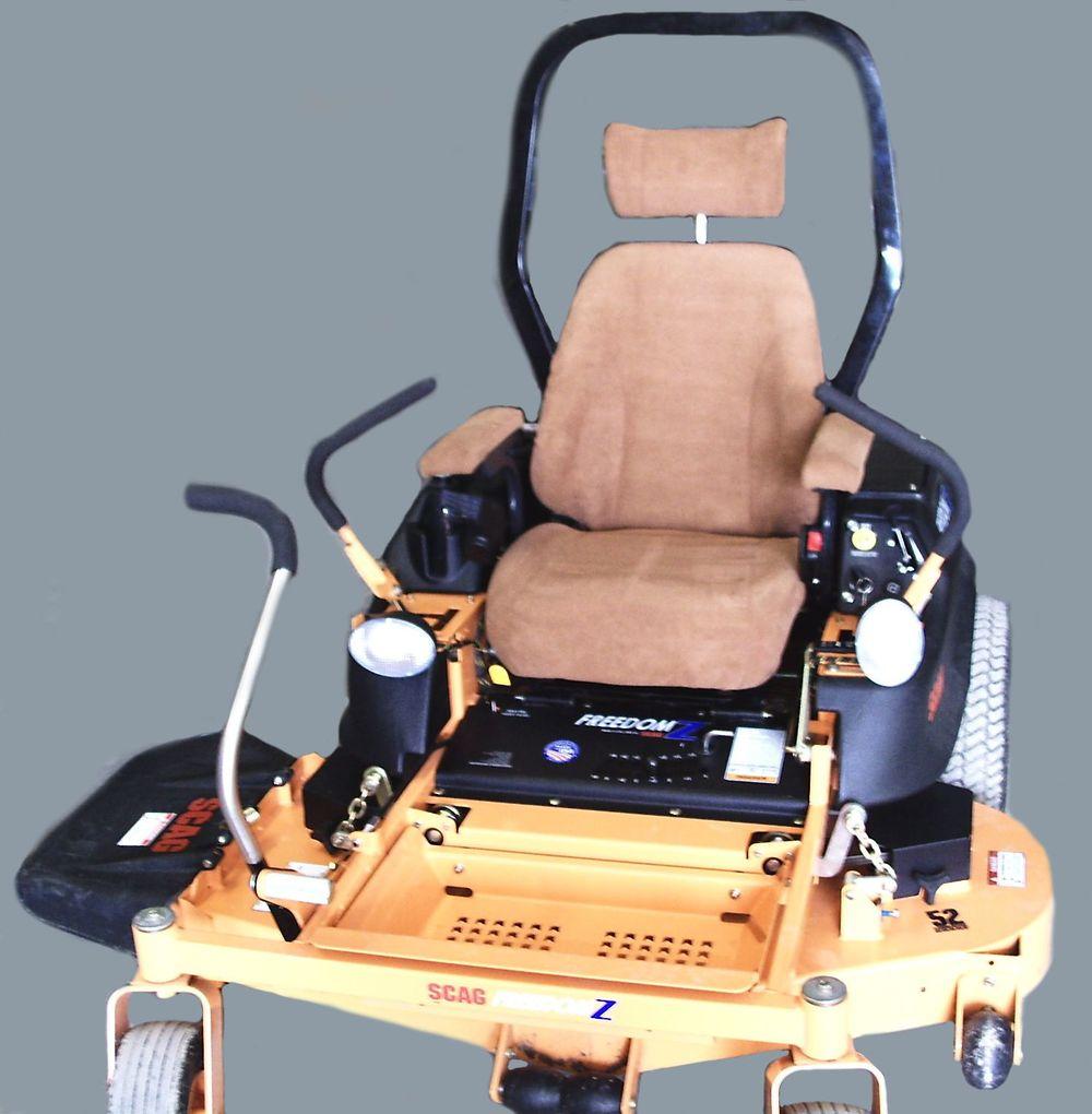 Custom Lawn Mower Modifications.