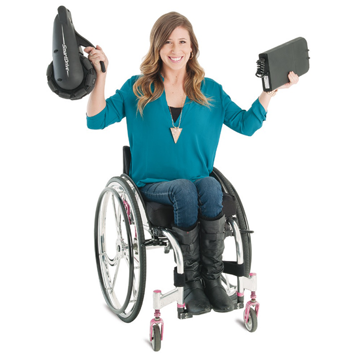 Power assist wheelchair devices which one is right for you? Ac.