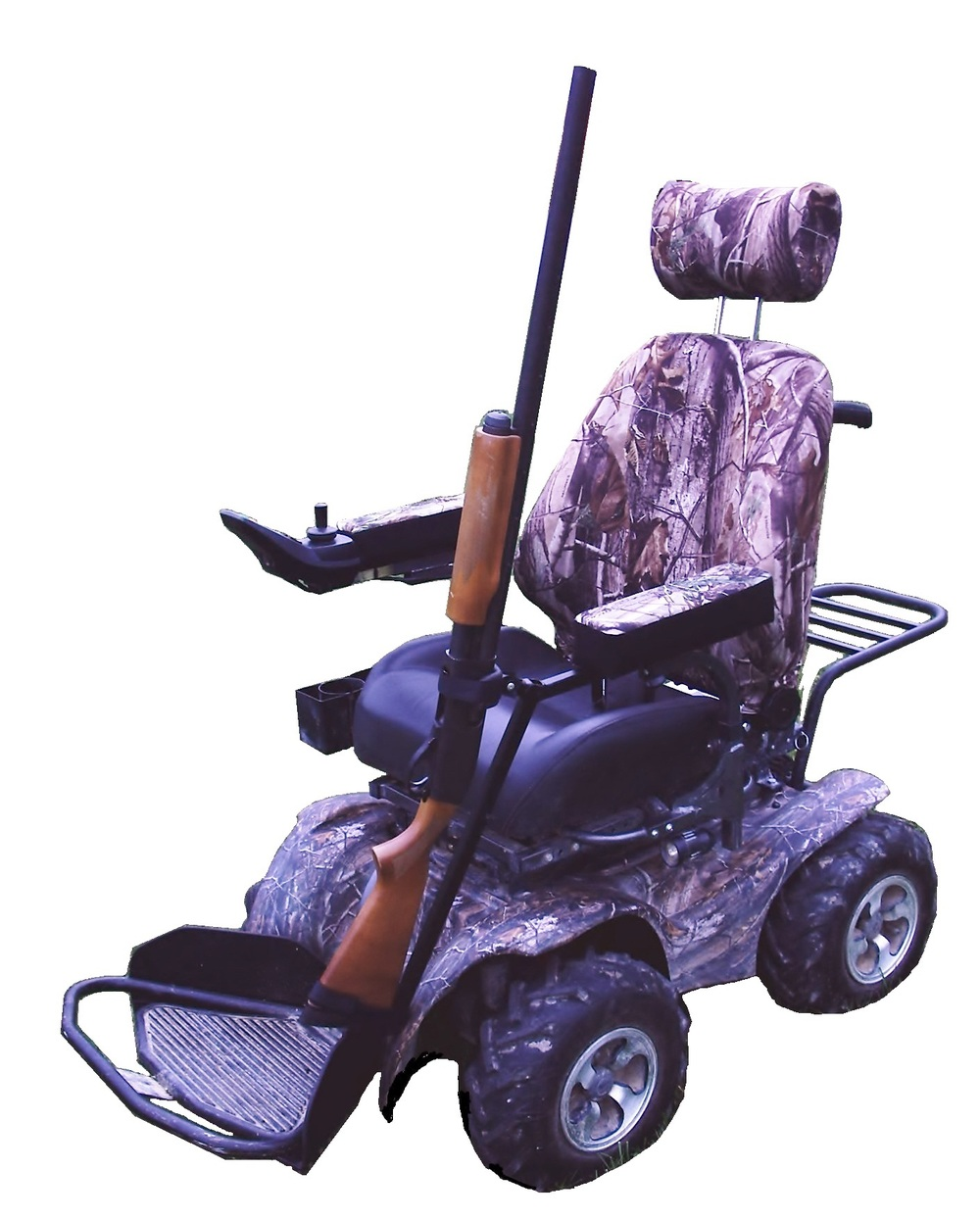 Camo Lift Chair: Rehab And Mobility Systems-Outdoor Mobility