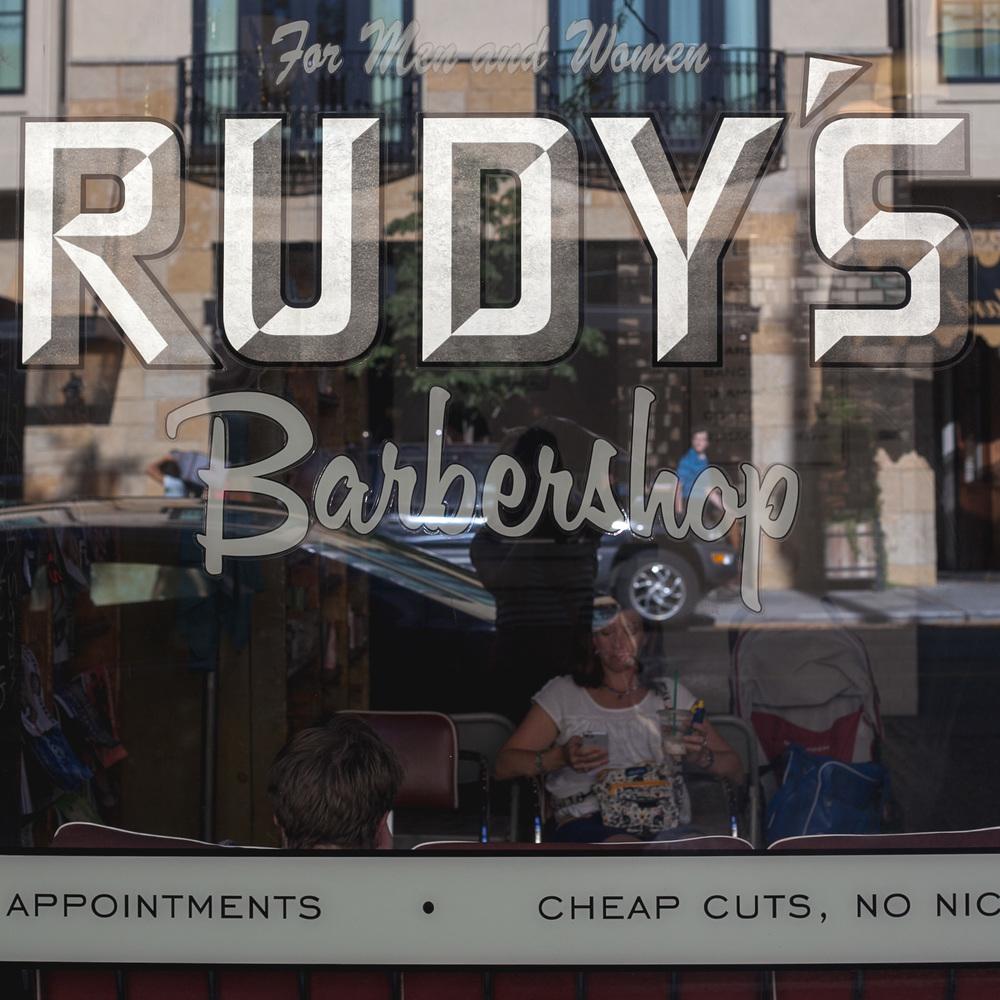 Rudy's signageby Sven Sundbaum