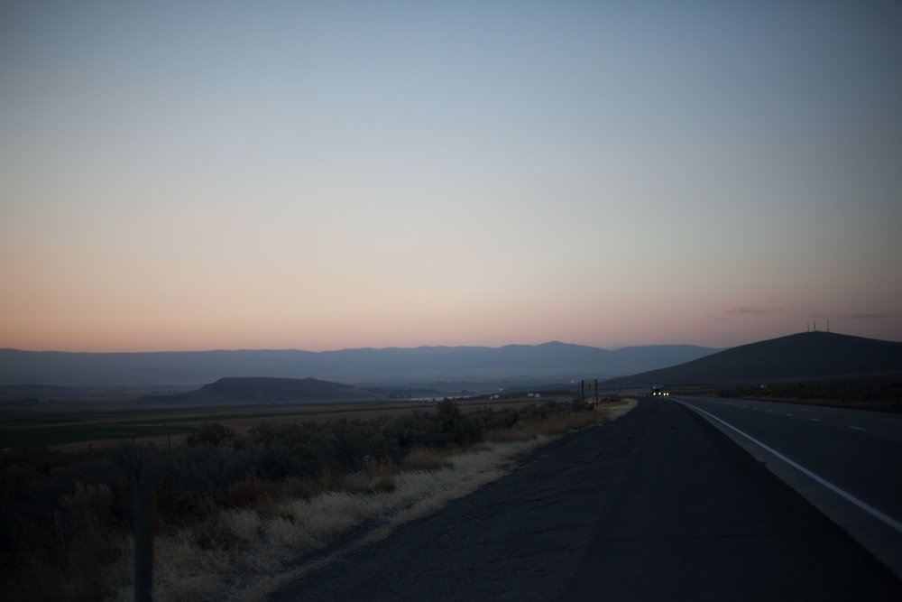 Oregon's Scenic Highway 84