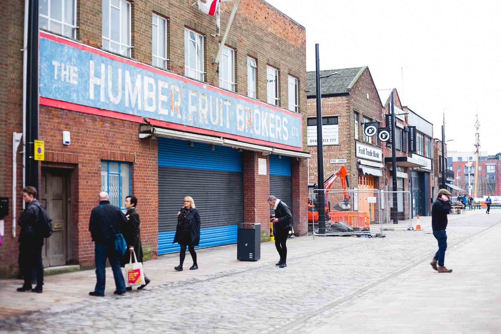 Hummer Street Gallery