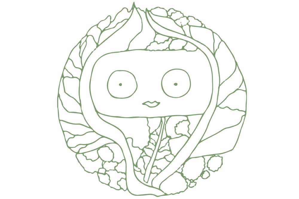 PopupBranding - –Branding & Illustration Hafu Foods London–
